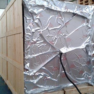 Vacuum aluminium
